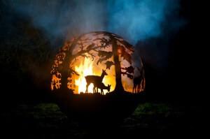 fire ball for evenings